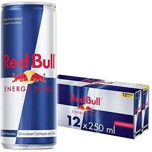 Red Bull Regular 12-Pack €10,42