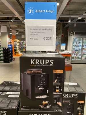 (LOKAAL) @AH Zwolle Zuid: Krups EA8170 volautomaat espressomachines