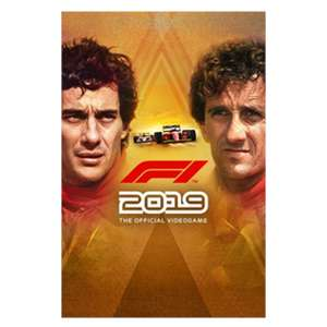 F1 2019 PC - Legends edition @ Fanatical