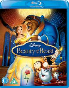 Beauty and the Beast (1991) — Blu-ray