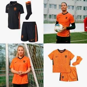 Nike Nederlands Elftal voetbal kleding: 2e 50% korting + 10% extra