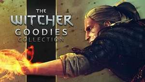 [GOG] Gratis The Witcher Goodies Collection
