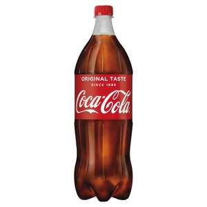 Coca Cola fles 1,25 liter (0,55€/liter) @ Lidl DE [Grensdeal]