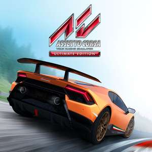 (LAATSTE DAG!)Assetto Corsa Ultimate Edition PS Store