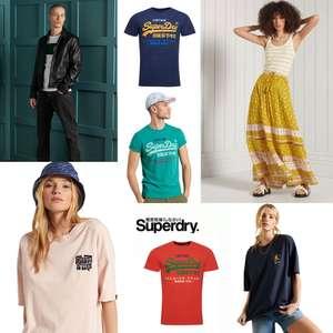 SUPERDRY tot 63% korting - zoals T-shirts €14,99 [elders €39,99]
