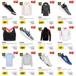 Laatste maten sale [adidas / PUMA / Reebok en meer] tot 90+% korting