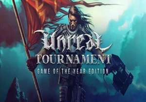 Unreal Tournament GOTY Edition (Steam) voor @1,17 @ Gamivo