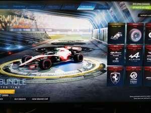 Formule 1 Bundle Rocket League