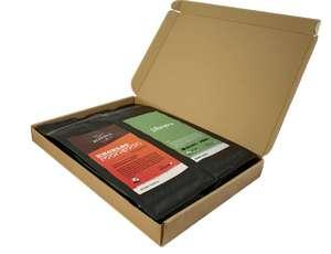 Koffiebonen proefpakket (opzegbaar abo)