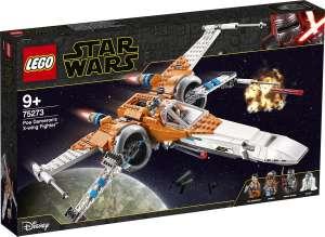 Lego Star Wars Poe Dameron's X-wing Fighter (75273)