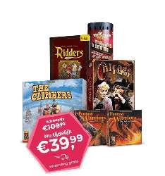 999 Games Outlet-sale pakketten