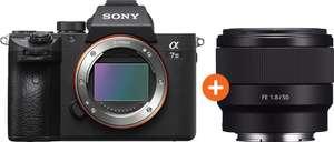 Sony A7 III + Sony FE 50mm f/1.8