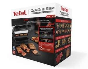 Tefal OptiGrill Elite GC750D16 - Contactgrill