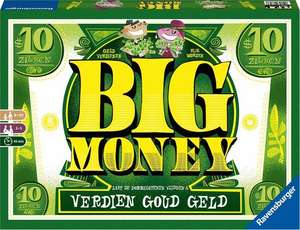 Ravensburger Big Money - Bordspel voor €9,79 @Bol.com