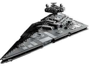 LEGO Imperial Star Destroyer UCS 75252