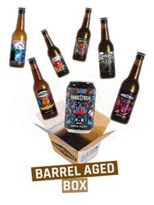 Barrel Aged Box vandeStreek bier