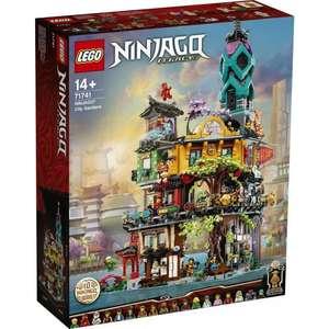 Lego Ninjago Stadstuinen (71741) laagste prijs ooit bij Fun.be