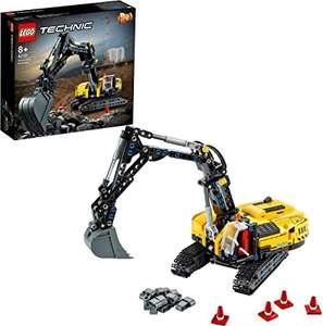 Lego Technic 42121 Heavy Duty Graafmachine