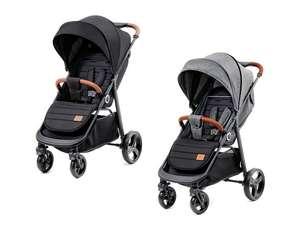 Kinderkraft Grande kinderwagen (grijs/zwart)