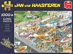 Tot 25% korting op puzzels o.a. van Jan van Haasteren bij Bol.com (dagdeal)