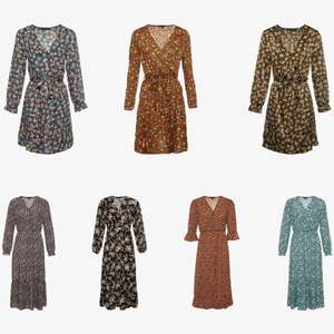 Diverse jurken nu €9 [waren tot €39,99]