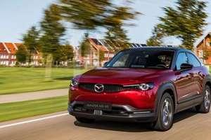 Mazda MX-30 private lease actie