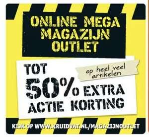 Kruidvat mega magazijn outlet [online]