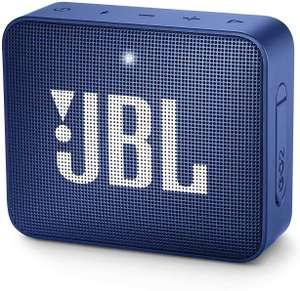 JBL GO 2 Bluetooth speaker @Amazon UK