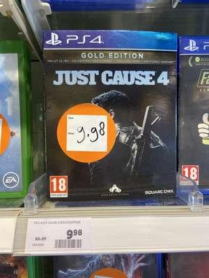 Just Cause 4 Gold Edition PS4 bij Intertoys (alleen winkel)