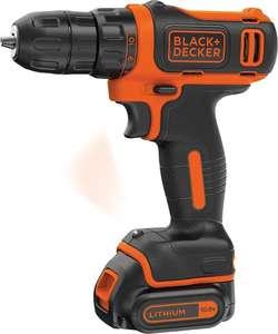 Black & Decker accuboormachine 10.8V