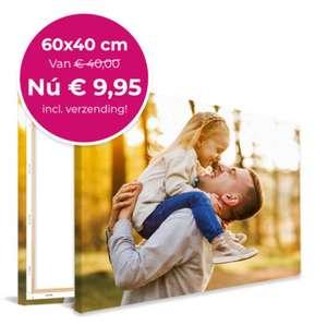 Foto op canvas - 60x40 // 50x50 | € 9,95 | GRATIS verzending
