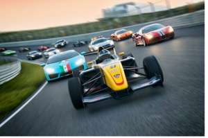 Kruidvat Race Planet Driving Experience op Circuit Zandvoort