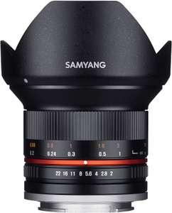 Samyang 12mm F/2.0 NCS CS MFT