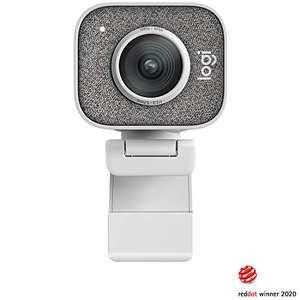 Logitech Streamcam wit webcam