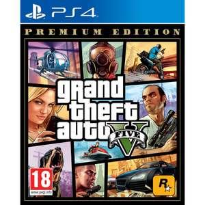 Grand Theft Auto V: Premium Edition PS4 (PS Store)