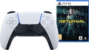 PlayStation 5 DualSense draadloze controller + Returnal PS5