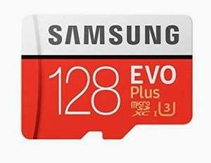 Samsung EVO Plus 128GB SD kaart