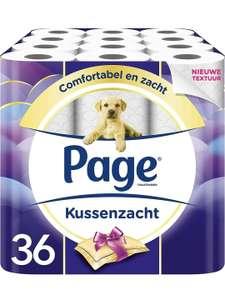 Page kussenzacht wc papier 36 rollen