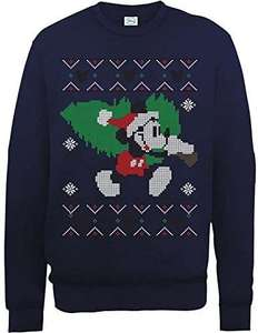 Mickey Mouse kersttrui (Prime)