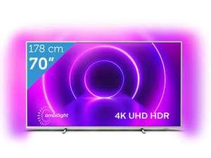 Philips 70PUS8555/12 4K UHD LED Android TV 3-zijdig Ambilight