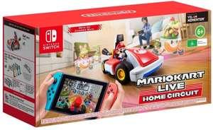 (~ €10 korting mogelijk) Mario Kart live: Home Circuit (Nintendo Switch) @Amazon UK