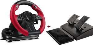 Speedlink TRAILBLAZER - Racestuur + pedalen voor PS3/PS4 en PC