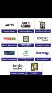 4 gratis dierentuinkaartjes bij meespelen BankGiroLoterij