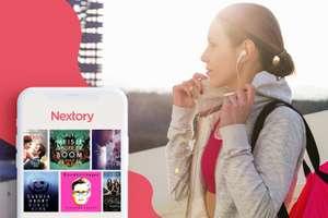 Probeer Nextory gratis voor 60 dagen
