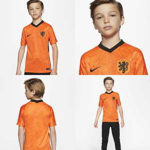 Nike Nederland kids thuis shirt EK 2020