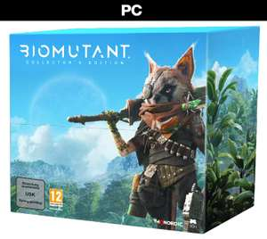 Biomutant: Collector's Edition - Pc PC DVD