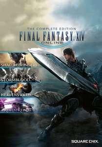 Final Fantasy XIV aanbieding / Free Trial