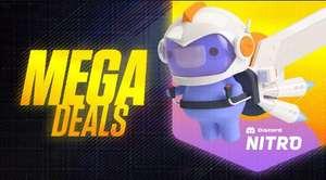 3 Maanden Discord Nitro gratis @ Epic Games Store