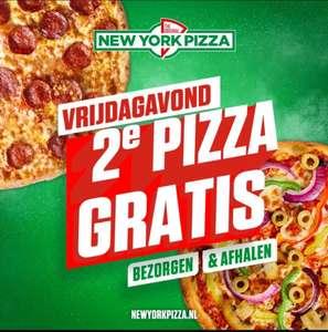 New York Pizza 1+1 (alleen vandaag)
