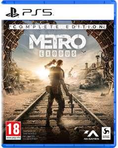 Metro Exodus - Complete Edition PS5 / XSX